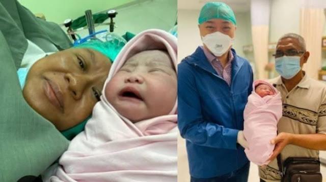 PECAH Tangis Suami Istri di Madura, Bayi Lahir Setelah 21 Tahun Dinanti, Dokter & Suster Ikut Haru
