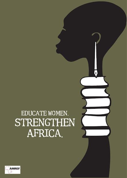 Women Education Poster