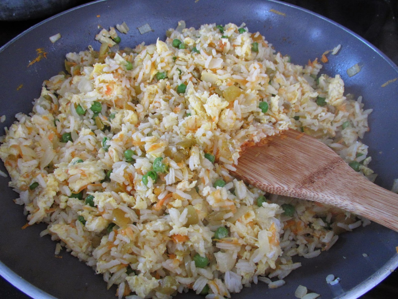 GF Fried Rice with Egg