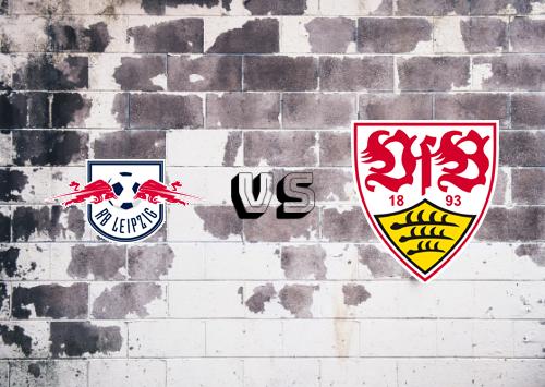 RB Leipzig vs Stuttgart  Resumen