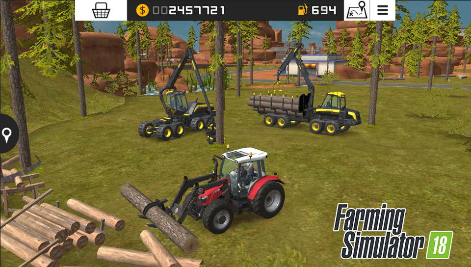Farming simulator 2019 mod apk download Indir Viyaza