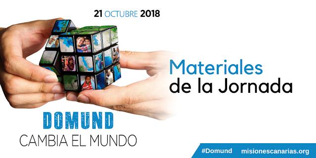 Materiales Domund