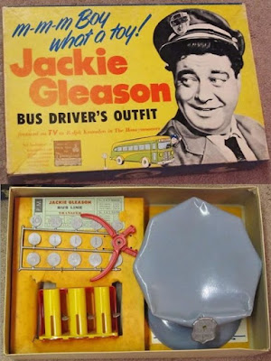 Jackie Gleason Bus Driver's Outfit