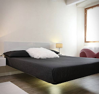 Cómo hacer una cama flotante
