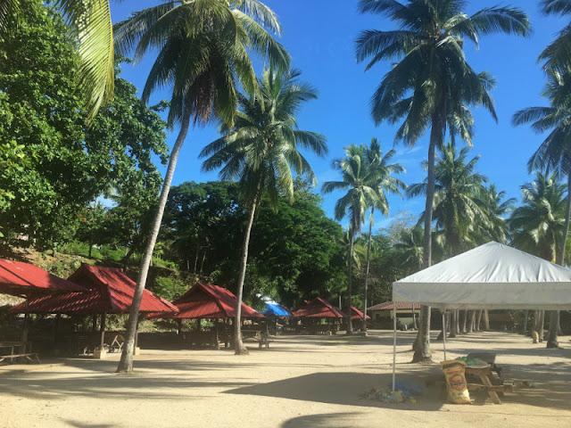 Casay Beach aka Dalaguete Beach Park