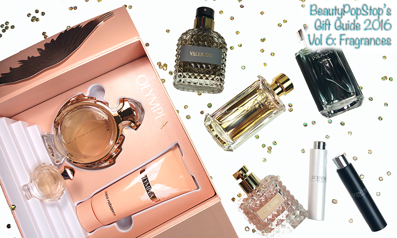 gift ideas holiday 2016 fragrance review