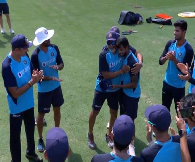 भारत के 300वें टेस्ट खिलाड़ी बने गेंदबाज ने बिना मैच खेले ही रच दिया इतिहास