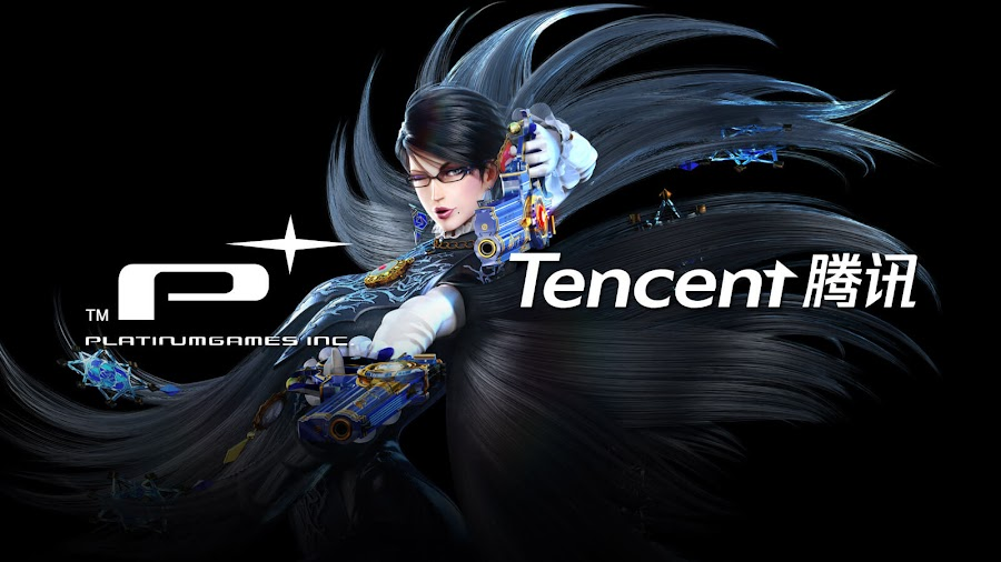 platinum games tencent capital investment 2020 video game developer bayonetta
