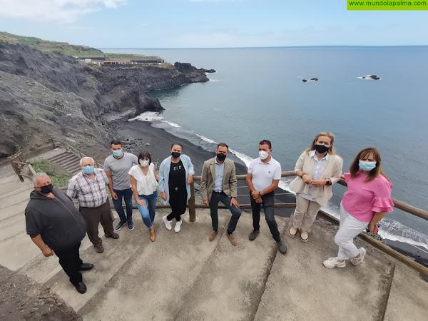 La playa de La Zamora se abre a los bañistas con todas las garantías de seguridad