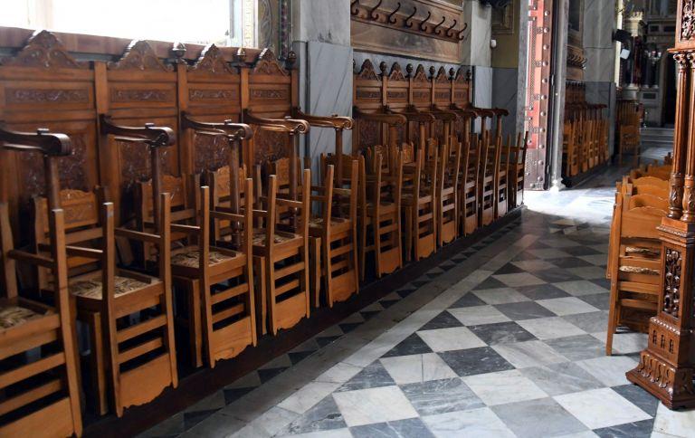 Οι κληρικοί ζητούν άνοιγμα εκκλησιών για τα Χριστούγεννα