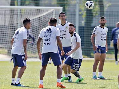 convocados de argentina copa américa 2019