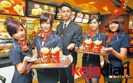 Lowongan Kerja McDonald