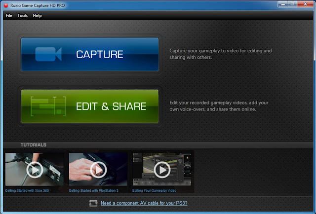 Roxio Game Capture HD PRO pc full