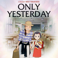 Worst To Best: Studio Ghibli: 18. Only Yesterday
