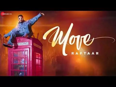 Raftaar Move Full Song Lyrics  Lyricsworldyou