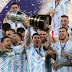 Lionel Messi Captains Argentina To The 2021 Copa America Glory.