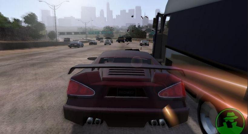 L. A. Rush PC Full