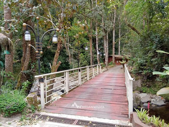 Jenis Kamar di Taman Simalem Resort