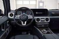 Mercedes-Benz G-Class (2018) Dashboard 2