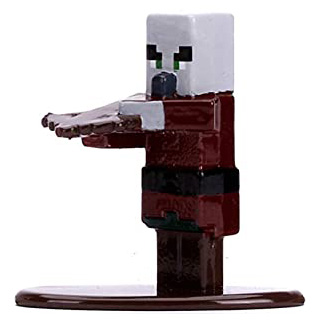 Minecraft Pillager Nano Metalfigs 20-Pack Figure