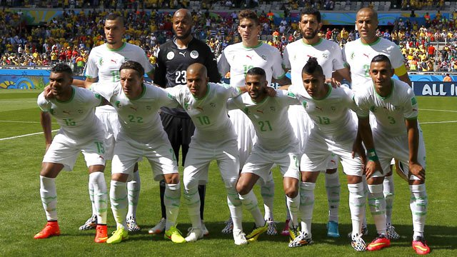 Breaking: Algeria win AFCON 2019