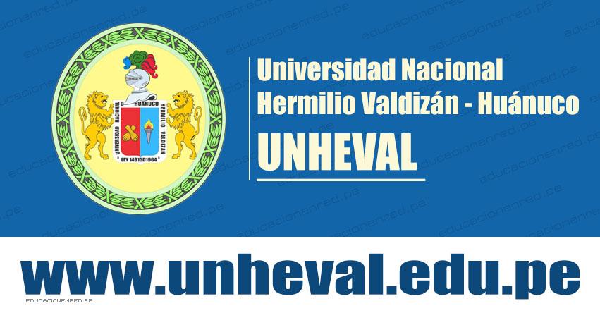 Resultados CEPREVAL UNHEVAL 2020-B (Domingo 27 Octubre 2019) Lista Ingresantes - Primer Examen Admisión Clico B - Centro Preuniversitario - Universidad Nacional Hermilio Valdizán - Huánuco - www.unheval.edu.pe