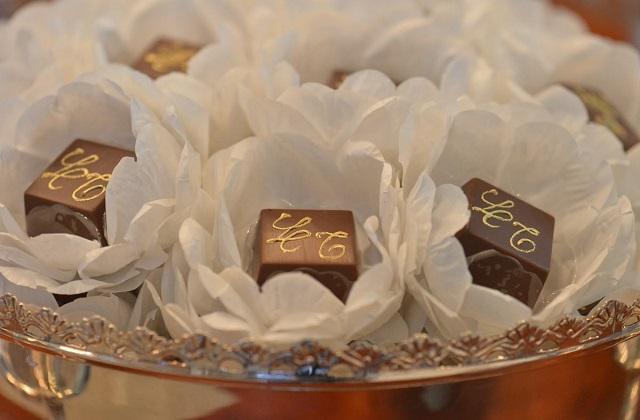 Wedding Favors - Chocolate Bars