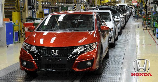 Hackers Honda Stops Production After WannaCry Ransomware Hits its Computer