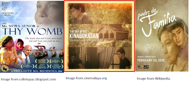 films of Nora Aunor