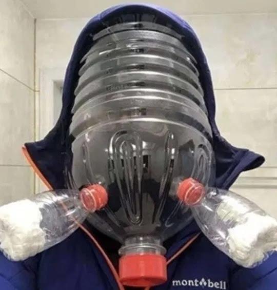 CoronavirusDark Vador DIY