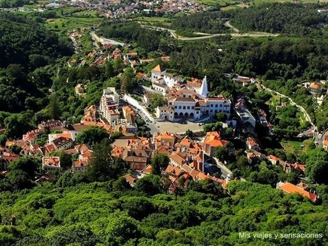 Sintra, un pueblo rodeado de palacios