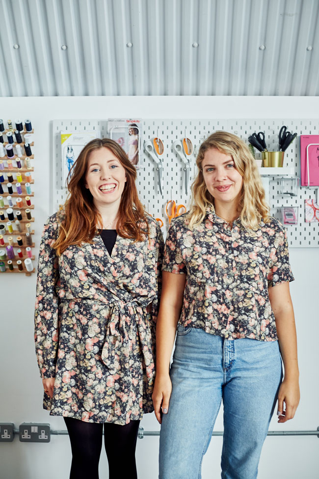 Sewing Space Tours The New Craft House