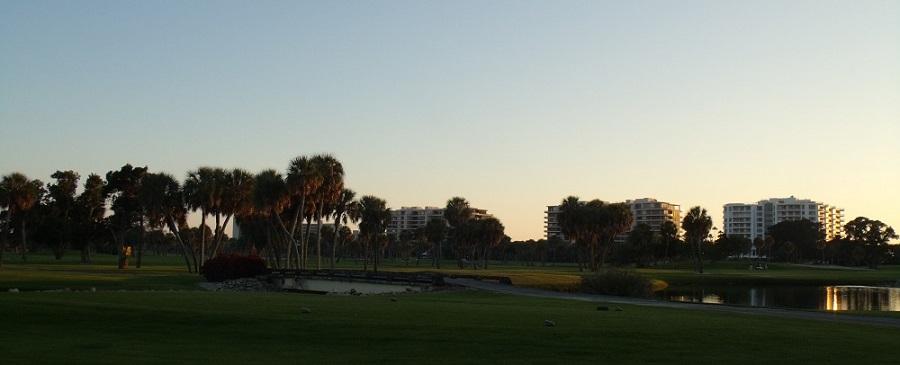 Campos de golf y urbanizaciones