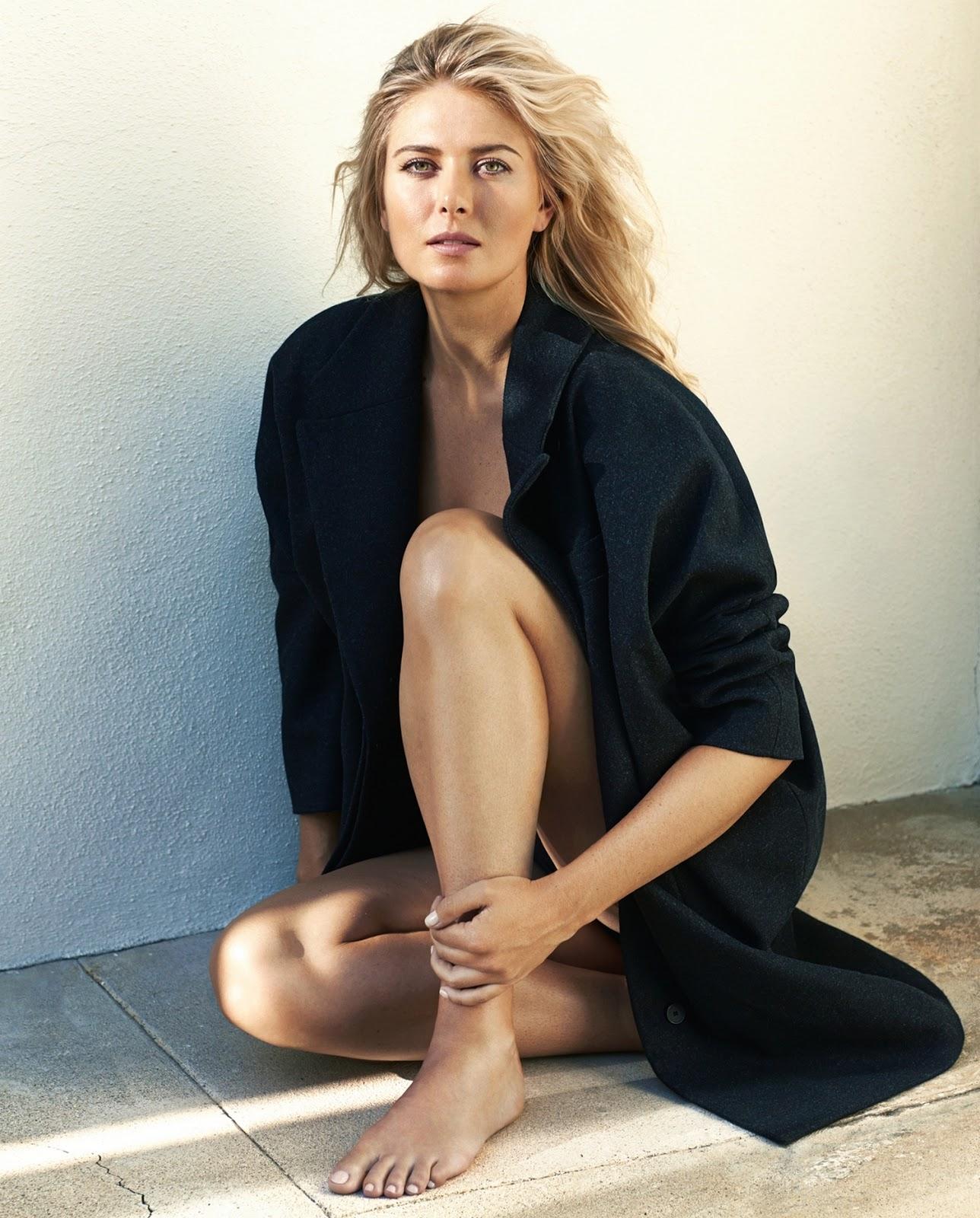 Maria Sharapova Feet - Tennis Players Beauty-4034