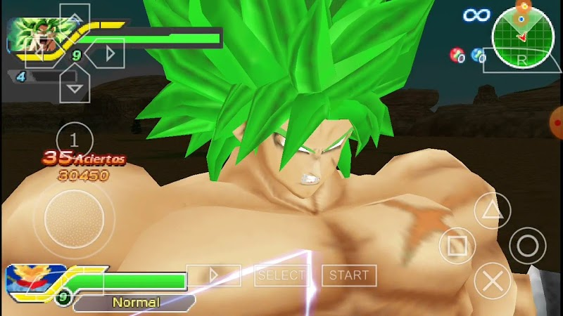 DBS PPSSPP Full ISO DBZ TTT Mod Download