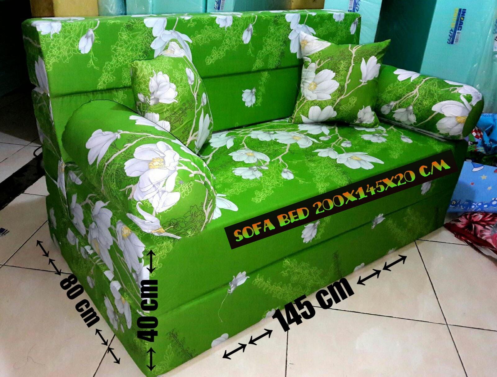 Harga Sofa Bed Inoac No 1 Eldorado Kasur 2019 Distributor Dan Agen Resmi