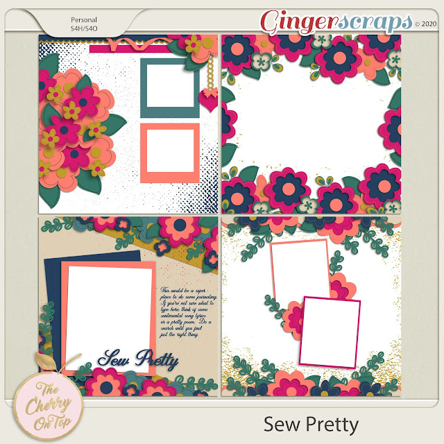 Sew Pretty Templates