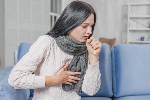 علاج الكحة عند الحامل