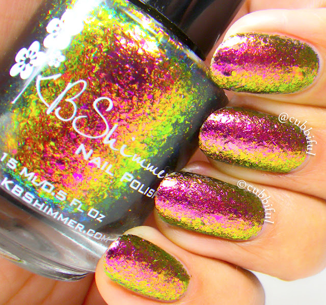 swatch KBShimmer Take a Punny and Run