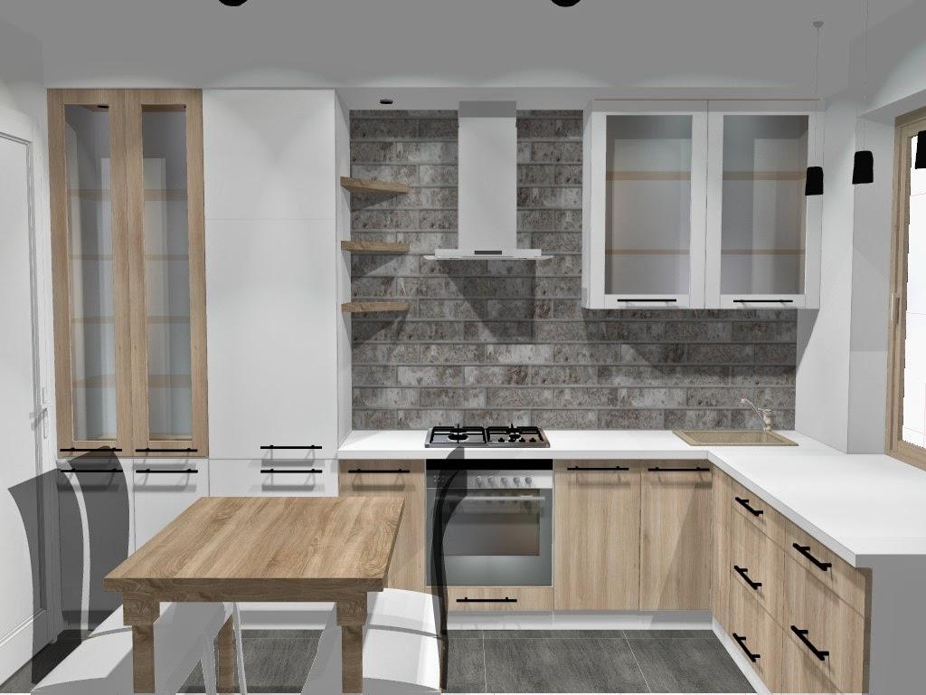 Kuchnia W Bloku Mała Kuchnia Z Dobrym Planem Blog O