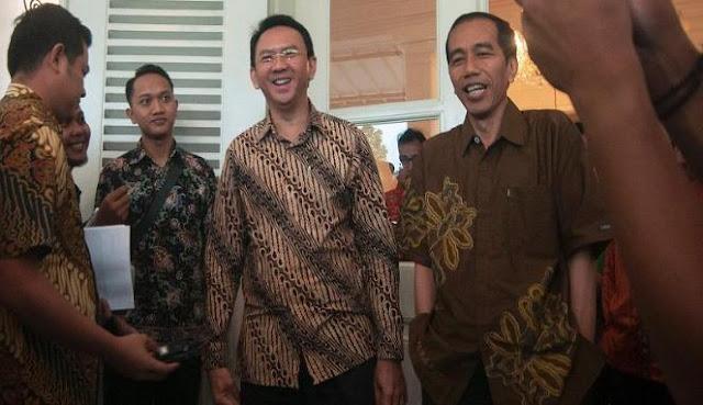 Kalah di Pilkada, Pengamat: Jokowi Tak Akan Biarkan Karier Ahok Berhenti