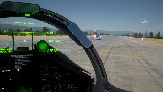 Project Wingman available also in SteamVR
