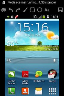 Aplikasi Screenshot Terbaik Di Aandroid