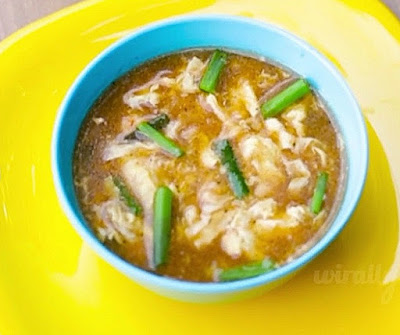 how to make prawn soup at home