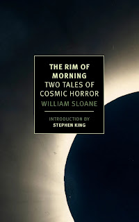 The Edge of Running Water - William Sloane (The Rim of the Morning)