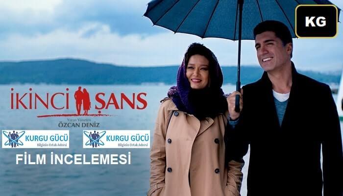 İkinci Şans 2016 Özcan Deniz ve Nurgül Yeşilçay Film İncelemesi - Kurgu Gücü