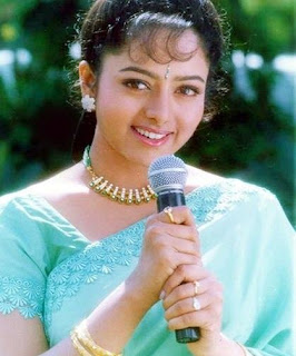 Soundarya (Telugu Actress)