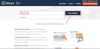 Cara Cek Alexa Rank Blog/Website Dengan Gampang