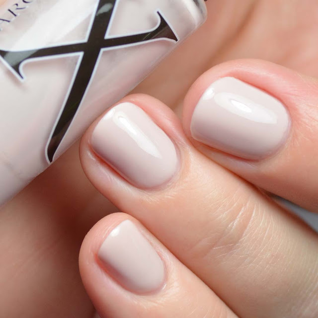 off white creme nail polish