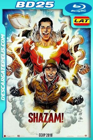 ¡Shazam! (2019) BD25 1080p Latino – Ingles